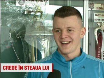 """CFR ameninta Steaua: """"Vrem sa-i batem!"""" Pustiul minune descoperit de Miriuta la Cluj"""