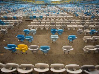Celebrul Maracana a fost ABANDONAT! Imagini ireale cu arena de 600 de milioane care a gazduit finala CM