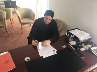 Cernat a semnat! Dorit de Dinamo si Astra, mijlocasul a ales Voluntari
