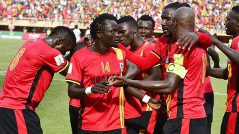 Parlamentarii din Uganda si-au donat salariile pentru ca nationala sa poata merge la Cupa Africii