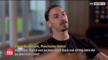 Faza geniala: Pogba a dat buzna in timpul unui interviu Henry - Zlatan. Ce i-a spus Ibrahimovic :)