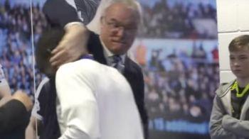 VIDEO GENIAL! Ranieri a luat de GAT un jucator de la Chelsea la meciul direct! Cum a fost surprins