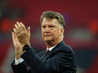 Manchester United a fost ultimul club din cariera? Van Gaal anunta ca vrea sa se retraga din fotbal