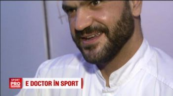 Medicul stomatolog care le SCOATE dintii adversarilor! S-a apucat de box, dupa ce a facut ciclism! VIDEO