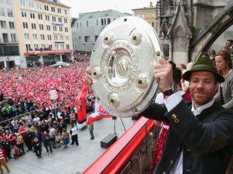 Xabi Alonso i-a anuntat pe cei de la Bayern ca se RETRAGE la finalul sezonului! Cariera FABULOASA cu 16 trofee