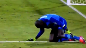 De-asta e Cupa Africii o competitie GENIALA. Un portar a produs cea mai amuzanta simulare din istorie :))