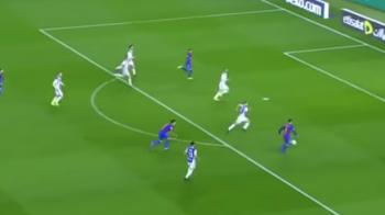 SHOW TOTAL in meciul Barcelonei din Cupa: 5-2 cu Sociedad! Faze MINUNATE la golurile Barcelonei