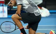 Meci urias la Australian Open: Federer - Nadal 6-4 3-6 6-1 3-6 6-3 Revenire uluitoare de la 1-3 in decisiv