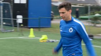 """""""Am ajuns la un club URIAS!"""" Primele declaratii date de Rotariu dupa transferul la Brugge"""