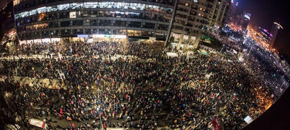 10 imagini de la protestele din Bucuresti care au devenit virale pe net! FOTO