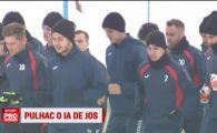 Pulhac si nepotul lui Becali, Chiacu se bat in 2017 la retrogradare in liga a 2-a. VIDEO