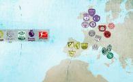 FABULOS! Cum arata SUPERLIGA EUROPEI, campionatul in care marile cluburi vor sa se mute