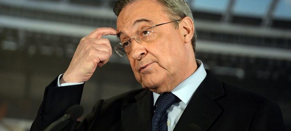 Lovitura uriasa pentru Florentino Perez! A adus 500 de milioane de euro la Real Madrid inainte de alegeri