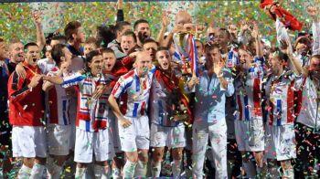 Cine da mai mult? Palmaresul Otelului, cu titlul si Supercupa din 2011, scos la licitatie! Pretul de pornire