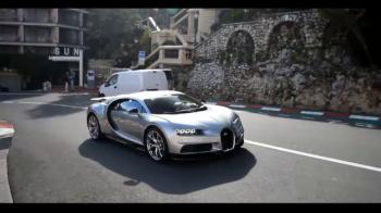 Imagini FABULOASE cu noul Bugatti Chiron, viitoarea masina de 2.5 milioane de euro a lui Cristiano Ronaldo