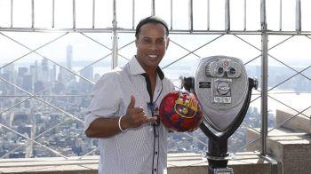 """Jucatorul de 19 ani care l-a cucerit pe Ronaldinho: """"Poate fi cel mai bun din lume, sa-l inlocuiasca pe Messi!'"""