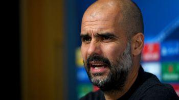 """""""Stiti de ce nu joaca?"""" Anuntul facut de Guardiola despre PLECAREA SOC a unui star de la Manchester City"""