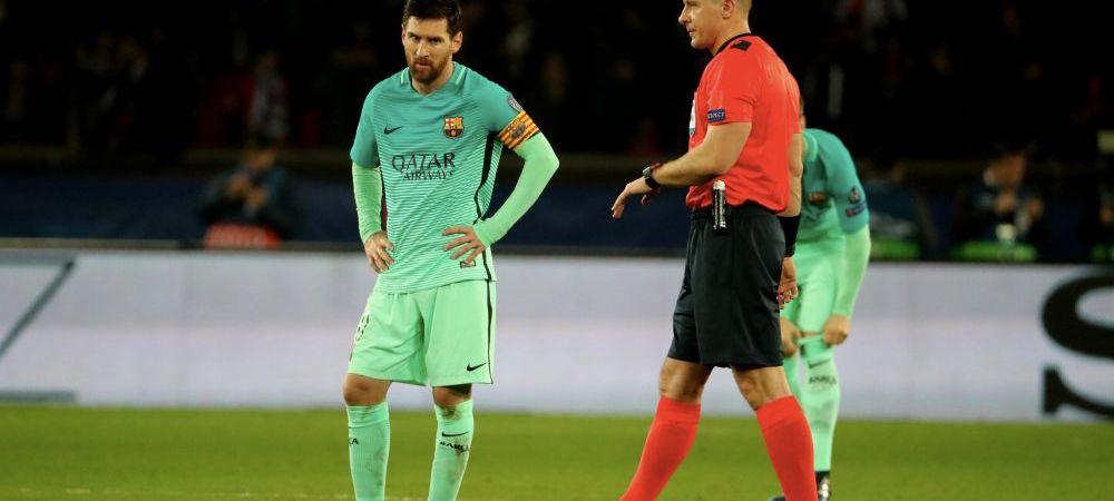 Nu-i mai arde de faraoni :) Decizia luata de Messi dupa 0-4 cu PSG in Liga Campionilor