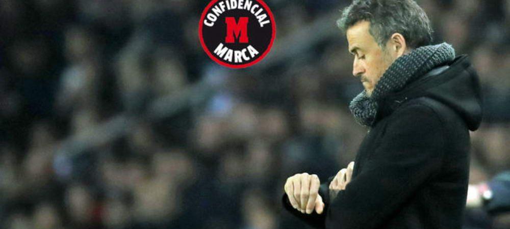 "CUTREMUR la Barcelona! Luis Enrique, pe faras! Un jucator vrea sa se lase: ""Nu imi face placere sa joc!"""