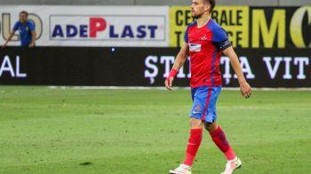 """Pintilii, lovit de blestemul banderolei de la Steaua: """"Nu mai vreau sa fiu niciodata capitan!"""""""