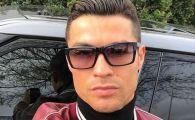 "Imaginea cu care Cristiano Ronaldo a rupt internetul in doua! ""Jucaria"" de milioane pe care a prezentat-o"