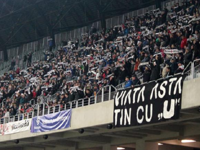 Cati membri cotizanti are U Cluj si care e taxa pe care o plateste fiecare suporter pe an