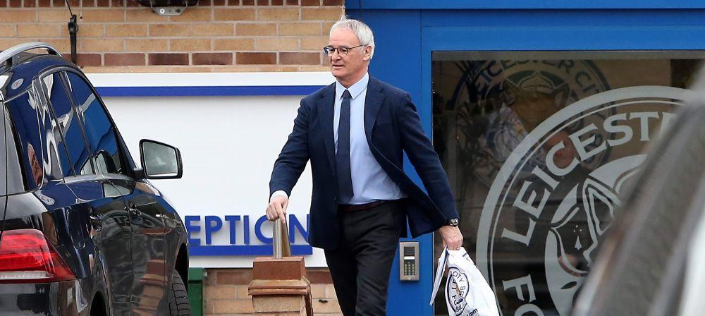 Gestul FABULOS al lui Ranieri, dupa ce a fost dat afara! Ce a facut cu banii primiti pentru concediere