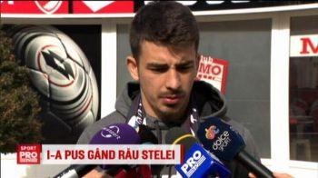 """De la Dinamo plec doar la...nationala"". Hanca nu vrea sa auda de Steaua si le promite fanilor o victorie"