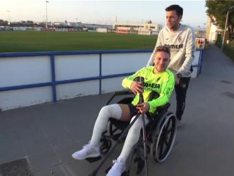 DRAMA INCREDIBILA a lui Nicusor Craiu! A fost capitan la Real Madrid, acum e operat la ambele picioare. VIDEO