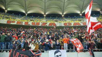 Steaua e gazda, dar nu stie daca strange 1.000 de fani! Dinamovistii anunta ca vor fi de 10 ori mai multi
