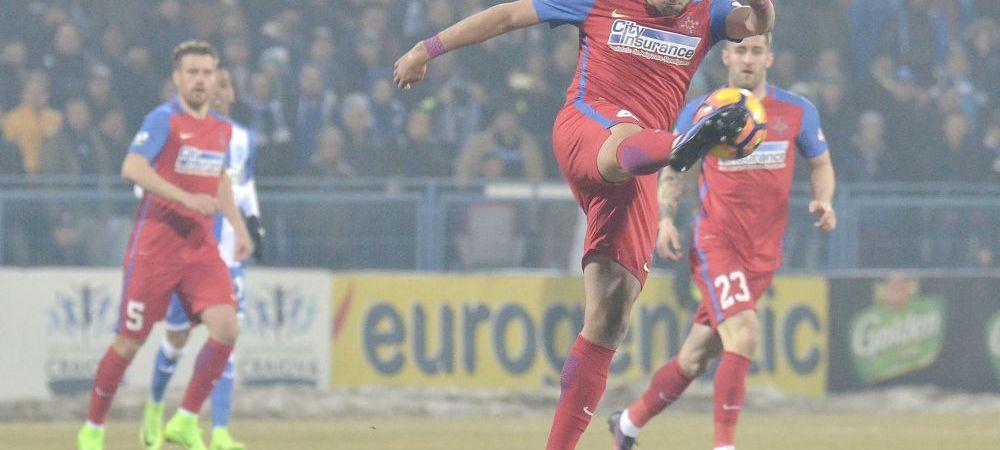 """Tamas, distrus dupa meci: """"Imi vine sa ma las de fotbal. Poate sa vina si Guardiola la Steaua, tot degeaba"""""""