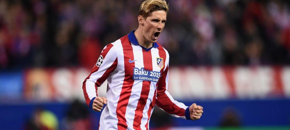 Fernando Torres a fost externat in aceasta dimineata:va rata meciul cu Valencia, din weekend