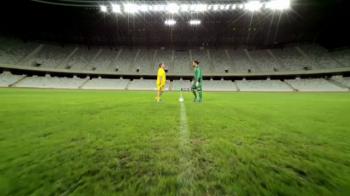 Aparitie surpriza pe Cluj Arena inaintea meciului Romaniei cu Danemarca