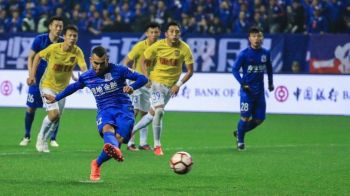 Tevez a marcat la PRIMUL meci in Superliga din China! Shenhua a DISTRUS-O pe Suning. VIDEO