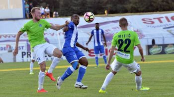 Craiova, fara trei titulari in Play Off: sefii ii lasa pe Acka, Madson si Rocha pana in vara la echipa a doua
