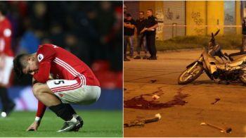 Varul unui jucator de la United, impuscat mortal de Politie, dupa o tentativa de jaf armat
