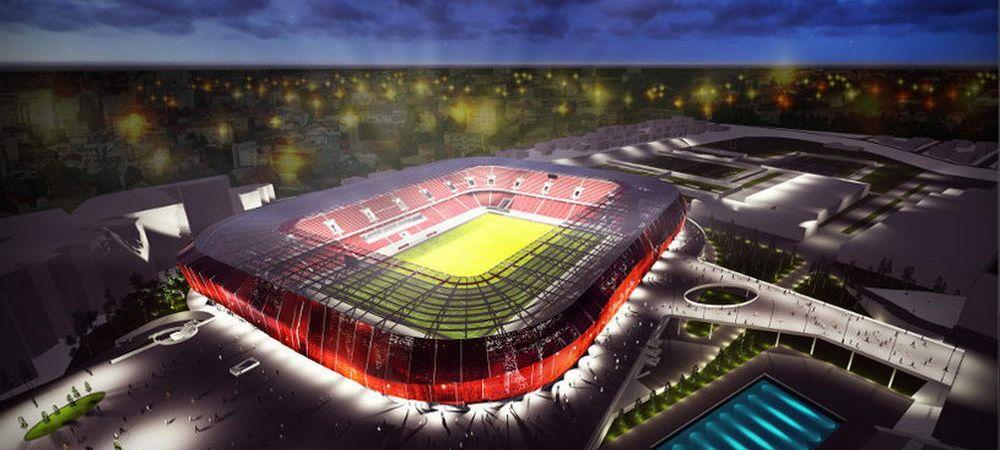 Cine sta in calea noului stadion? Anuntul de ULTIMA ORA facut de CS Dinamo! De ce nu poate fi modernizat Stefan cel Mare