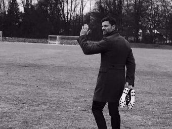 """""""Adio, joc frumos"""" Xabi Alonso si-a anuntat OFICIAL retragerea de pe teren. FOTO"""