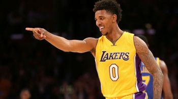 A ramas fara 500 000 $ in timp ce juca la All Star Game! Ce a patit Nick Young de la LA Lakers