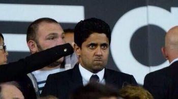 Presedintele lui PSG a intrat imediat in vestiar dupa umilinta cu Barcelona. Ce a facut in fata jucatorilor