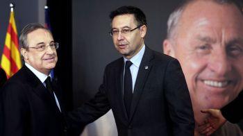 Lovitura pe care Realul vrea sa i-o dea Barcei: lupta intre giganti pentru omul care a descoperit jucatori de 250 milioane €