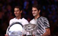 CE MECI! Dupa finala de la Australian Open, Federer si Nadal se lupta din nou, in optimi la Indian Wells