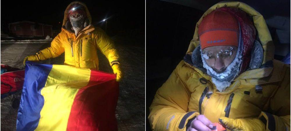 SPECIAL   Romanul care si-a lasat demonii sa inghete la Polul Nord: Tibi Useriu a castigat pentru a doua oara ultramaratonul Arctic