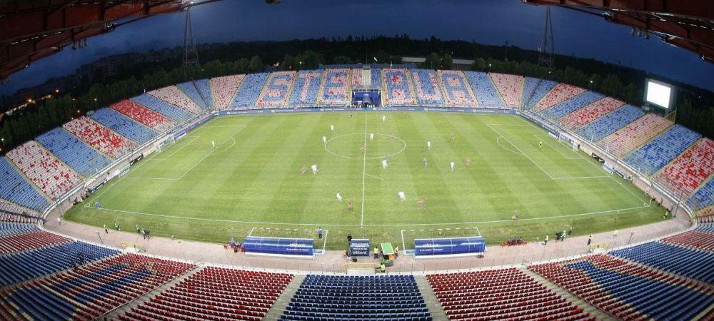 Stadionul Steaua va fi demolat complet! In locul sau apare o arena noua cu cel putin 30000 locuri plus MUZEU!