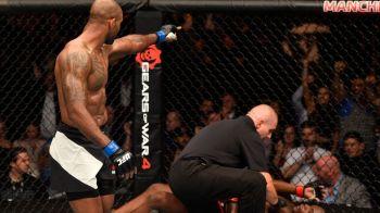VIDEO SENZATIONAL! KO incredibil in UFC! Si-a distrus adversarul cu un singur pumn in prima repriza