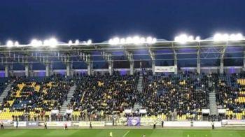 IMAGINI SUPERBE in Romania! Echipa de Liga a 4-a cu fani de Champions League! Ce au facut 7000 de fani