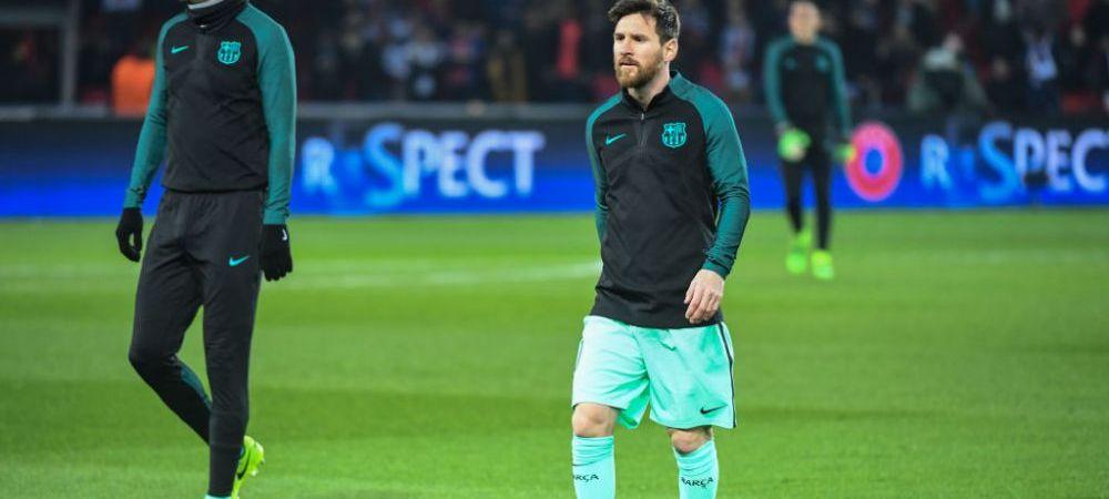 Probleme personale intre Messi si Pique? Motivul pentru care Pique nu a fost invitat la nunta colegului sau