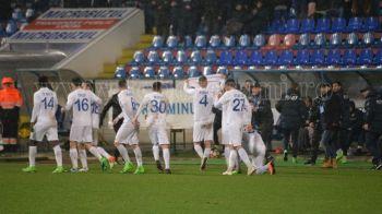 Leo Grozavu a revenit pe banca lui FC Botosani, Golofca a jucat din nou! Gaz Metan 0-0 Botosani. Moldovenii au cerut de doua ori penalty