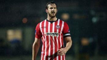 Tragedie in fotbal: capitanul echipei de pe locul 2 din Irlanda, gasit decedat azi-noapte