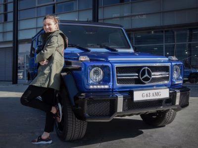 Simona Halep a semnat un nou contract de sponsorizare! Ce masini va conduce pe soselele Romaniei